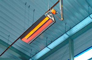 plaque heater
